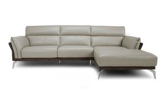 Right Hand Facing Chaise End Sofa New Club