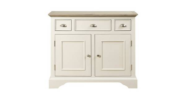 Valencia Small 2 Door 3 Drawer Sideboard