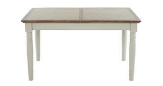 Valencia Rechthoekige uitschuifbare tafel