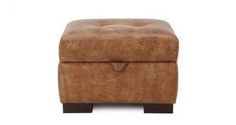 Valentia Storage Footstool