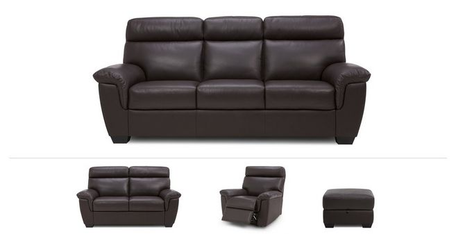 Amazing Vantage Clearance 3 & 2 Seater Sofa Recliner Chair & Footstool Beautiful - Amazing Leather sofa Clearance For Your Plan