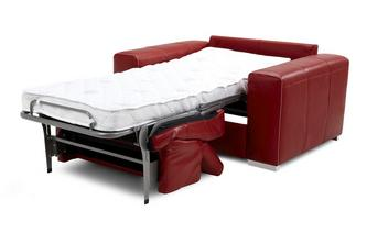 Velocity Cuddler Sofa Bed Lucca Contrast