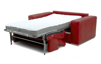 2 Seater Sofa Bed Lucca Contrast