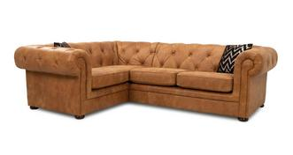 Venice Right Hand Facing Arm 2 Seater Corner Sofa