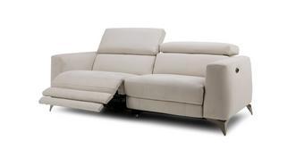 Venlo 3-zits elektrische plus recliner