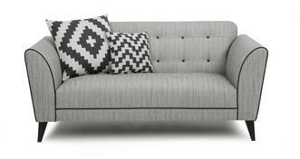 Verve Plain 2 Seater Sofa