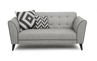 Plain 2 Seater Sofa Verve