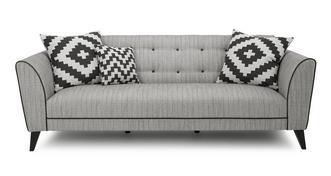 Verve Plain 4 Seater Sofa