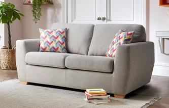 Vesta Large 2 Seater Sofa Bed Revive
