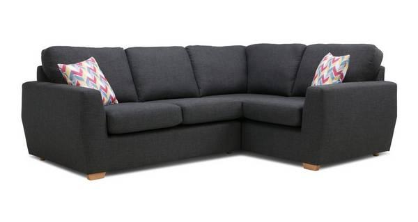 Vesta Left Hand Facing 2 Seater Corner Sofa