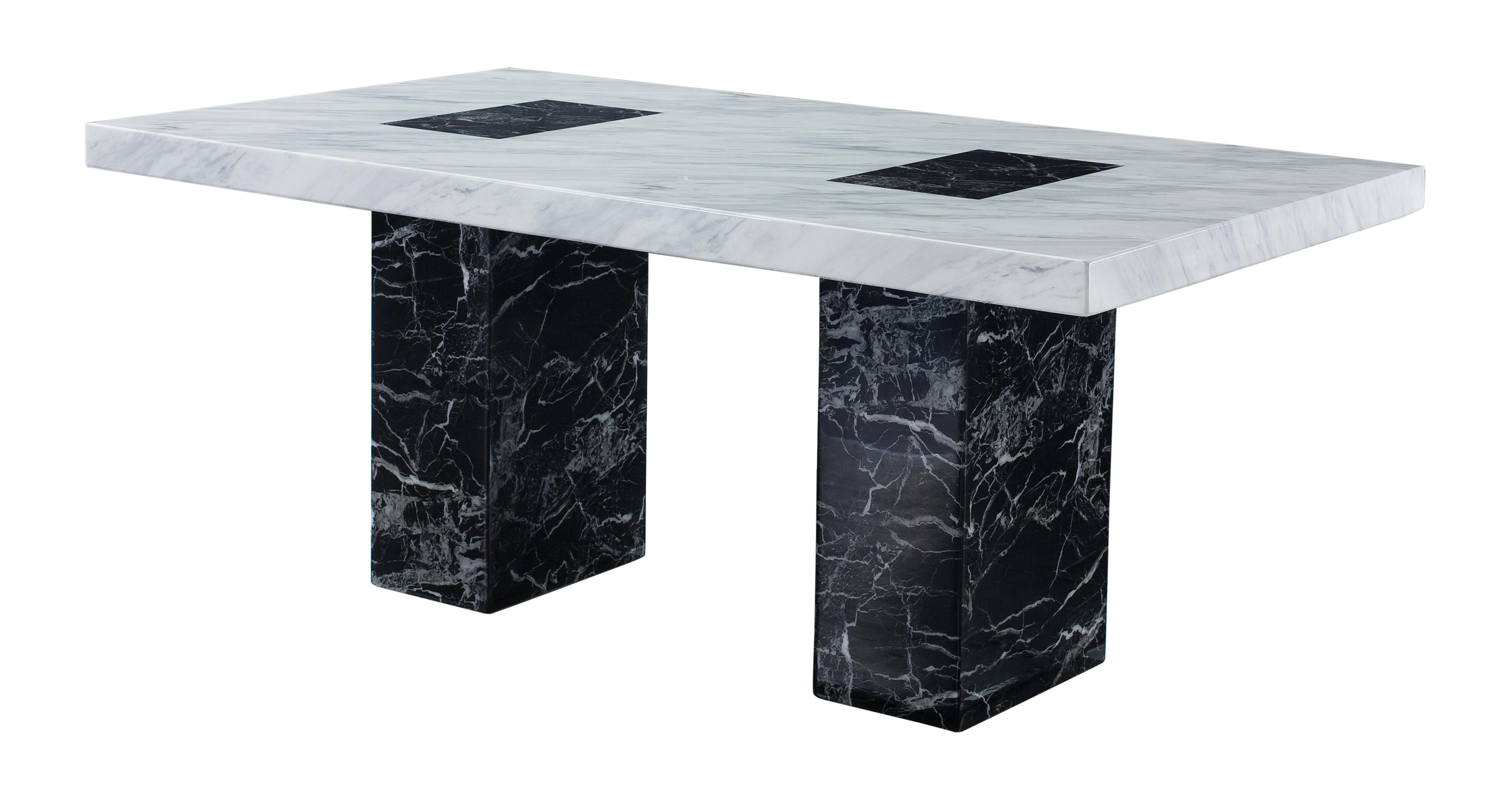 Vienna Fixed Table Vienna Marble DFS
