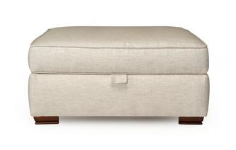 Large Storage Footstool Villa Savoye