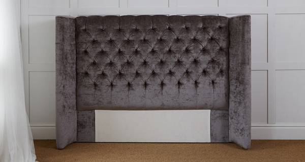 Viscount Double Headboard