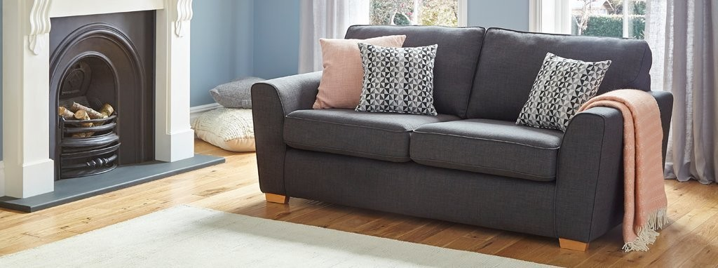 Vision 3 Seater Sofa Revive   DFS