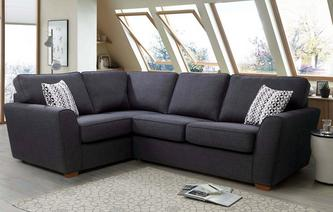 Vision Right Hand Facing 2 Seater Corner Sofa Revive