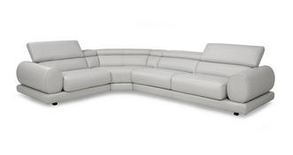 Vittorio Option I Right Hand Facing 1 Corner 2 Sofa