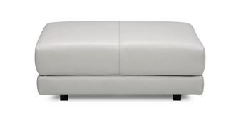 Vittorio Large Rectangular Footstool