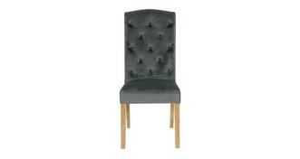 Vivario Velvet Dining Chair