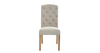 Vivario Gestoffeerde stoel