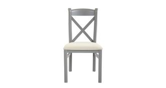 Vivario Cross Back Dining Chair