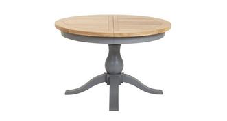 Vivario Extending Round Dining Table