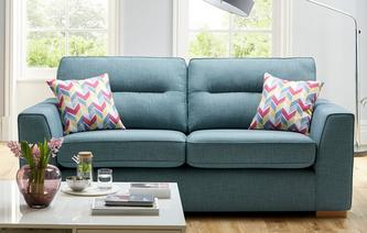 Vivid 3 Seater Sofa Revive
