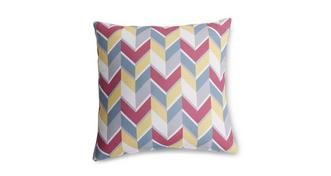 Vivid Pattern Scatter Cushion