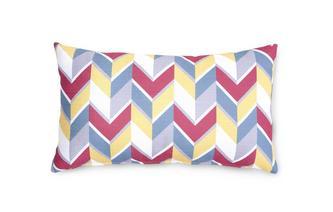 Pattern Bolster Cushion Vivid Scatter