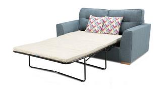 Vivid Clearance 2 Seater Sofa Bed