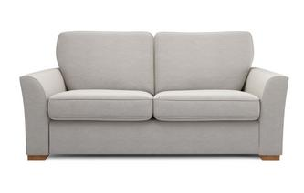 3 Seater Removable Arm Plaza