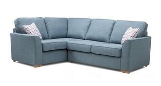 Vixx Right Hand Facing 2 Seater Corner Sofa