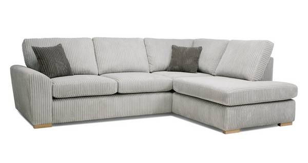 About the Walter: Left Hand Facing Arm Open End Deluxe Corner Sofa Bed