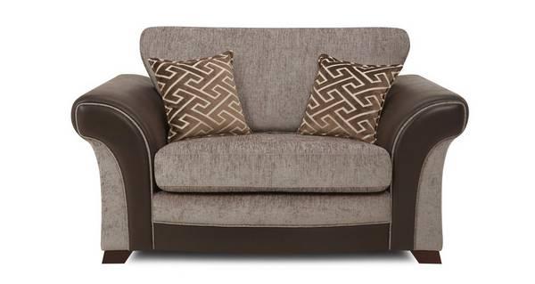 Waltz Formal Back Cuddler Sofa
