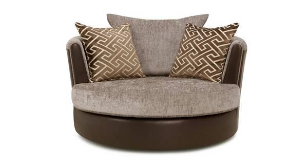 Waltz Large Swivel Chair