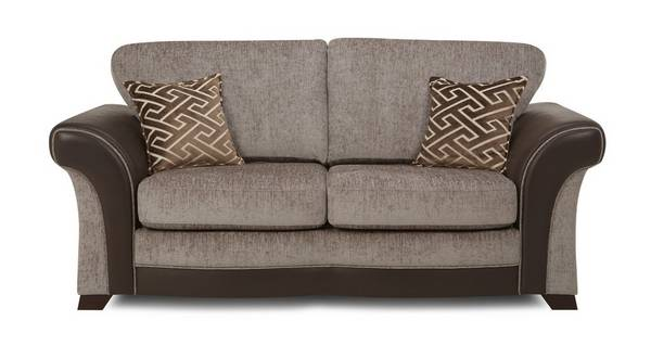 Waltz Large 2 Seater Formal Back Deluxe Sofa Bed