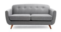 DFS Laze Sofa - Grey