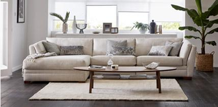 DFS Long Beach Sofa