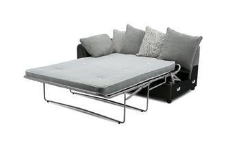Pillow Back Left Hand Facing Arm 3 Seat Deluxe Sofa Bed Unit