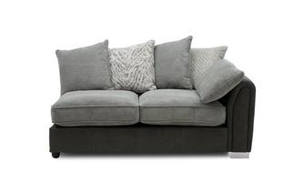 Pillow Back Right Hand Facing Arm 3 Seat Supreme Sofa Bed Unit