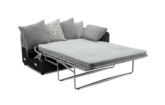 Pillow Back Right Hand Facing Arm 3 Seat Deluxe Sofa Bed Unit