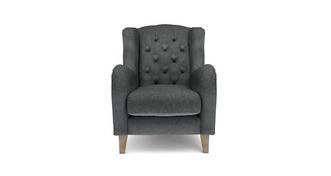 Warwick Plain Accent Chair