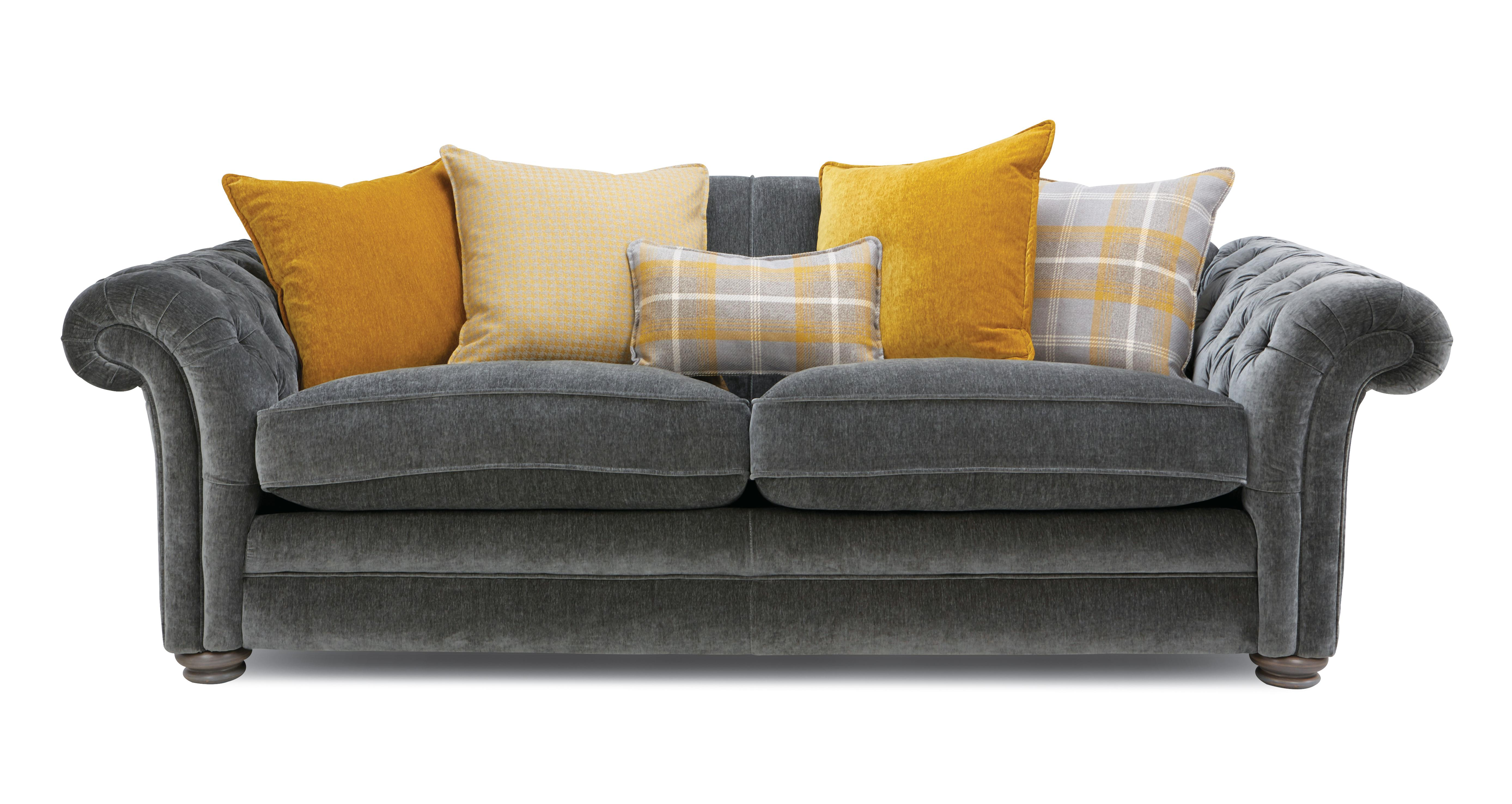 Awe Inspiring Warwick Pillow Back 2 Seater Sofa Caraccident5 Cool Chair Designs And Ideas Caraccident5Info