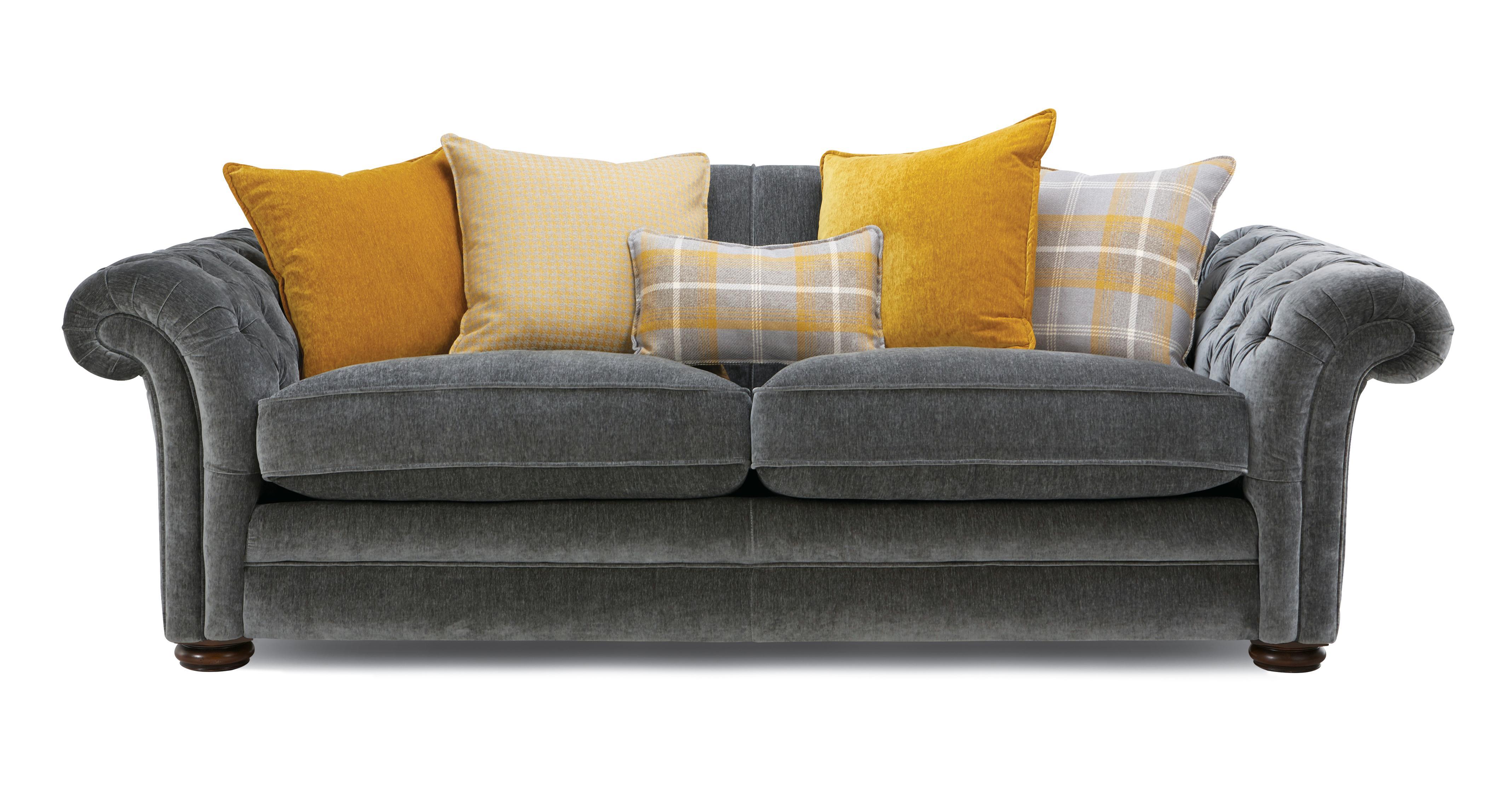 Prime Warwick Pillow Back 2 Seater Sofa Uwap Interior Chair Design Uwaporg
