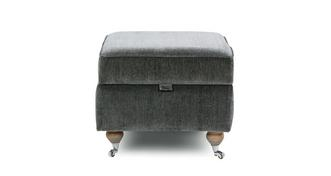 Warwick Plain Storage Footstool