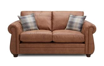 Formal Back 2 Seater Sofa Bed