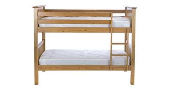 West Bunk Bed