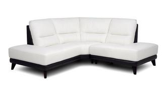 Whitley Option D Chaise Corner Chaise Sofa Essential | DFS