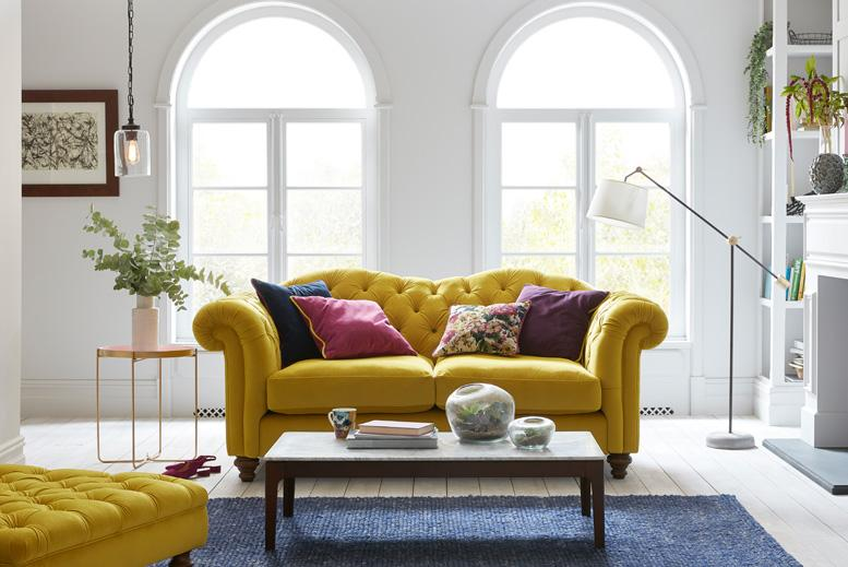 Windsor Sofa by Joules