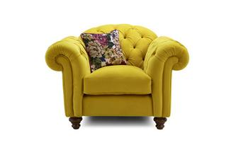 Velvet Armchair Windsor Velvet