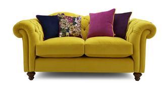 Windsor Velvet 2 Seater Sofa